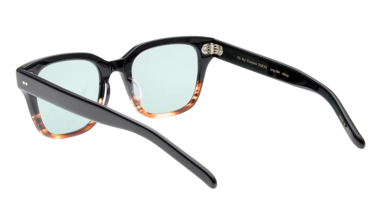 Oh My Glasses TOKYO Micha omgsg-084-2-51 [鯖江産/ウェリントン]  3