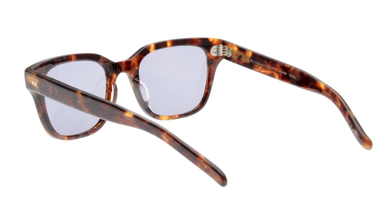 Oh My Glasses TOKYO Micha omg-084-3-51-sg [鯖江産/ウェリントン]  3