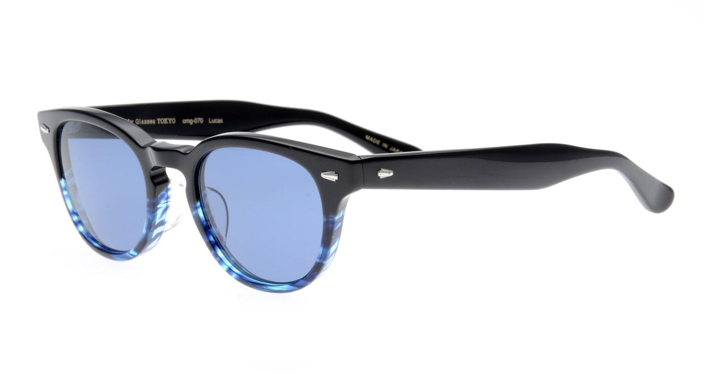 Oh My Glasses TOKYO Lucas omg-070-6-48-sun [日本製・鯖江産/ボストン]  1