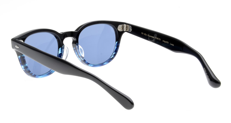 Oh My Glasses TOKYO(Oh My Glasses TOKYO) Oh My Glasses TOKYO ルーカス omg-070-6-48-sun