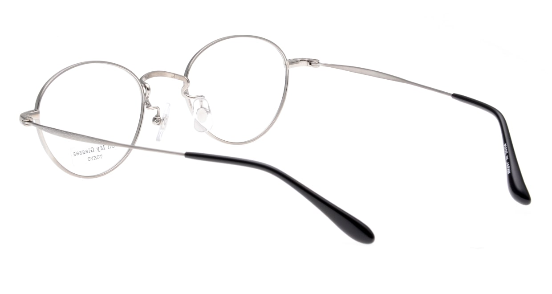 Oh My Glasses TOKYO George omg-063-52-44 [メタル/鯖江産/丸メガネ/緑]  3