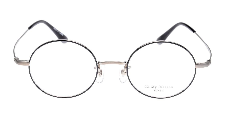Oh My Glasses TOKYO Neal omg-067-1-44 [メタル/鯖江産/丸メガネ]