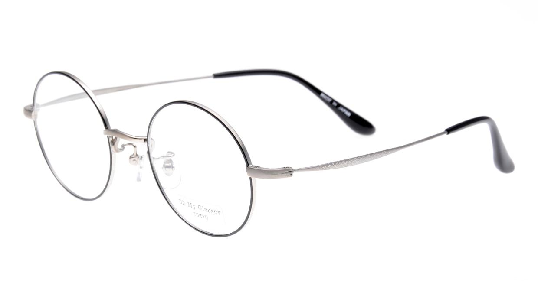 Oh My Glasses TOKYO Neal omg-067-1-44 [メタル/鯖江産/丸メガネ]  1