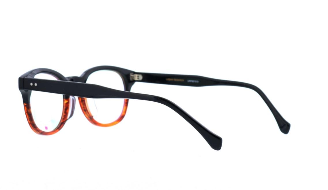 アーバンリサーチギフトレーベル URF-8010-3 [黒縁/丸メガネ]  3