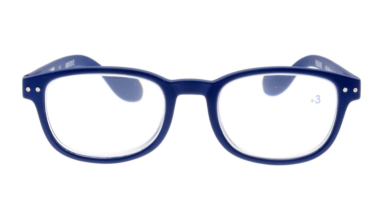イジピジ(IZIPIZI) イジピジ +3.0#B Reading-Navy Blue