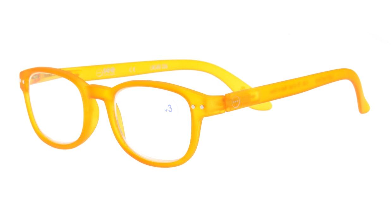 イジピジ +3.0#B Reading-Yellow [ウェリントン/黄色]  1