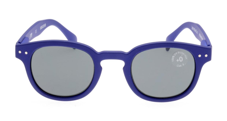 イジピジ +0.0#C Sun-Navy Blue [ボストン]