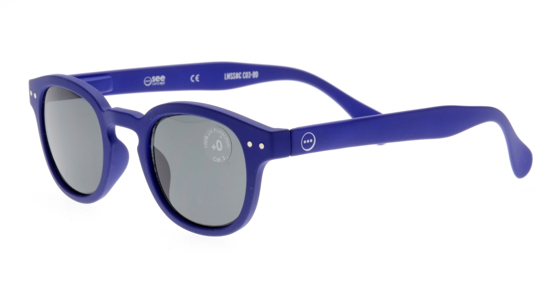 イジピジ(IZIPIZI) イジピジ +0.0#C Sun-Navy Blue