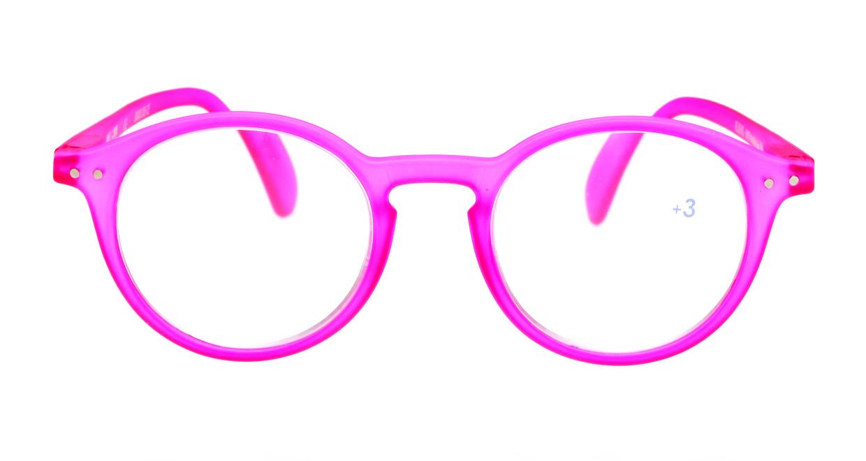 イジピジ(IZIPIZI) イジピジ +3.0#D Reading-Pink