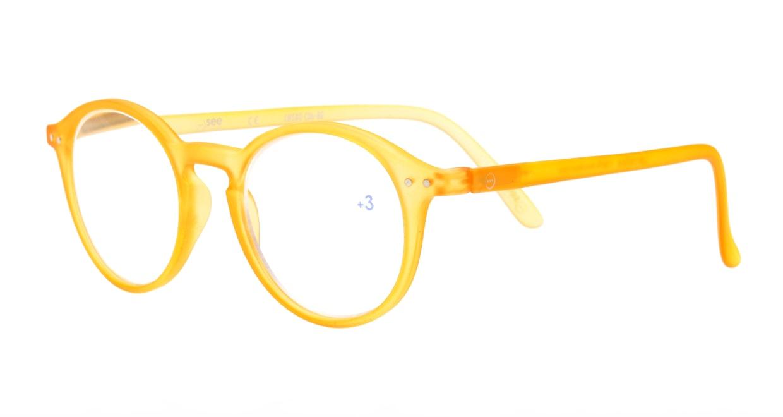 イジピジ(IZIPIZI) イジピジ +3.0#D Reading-Yellow