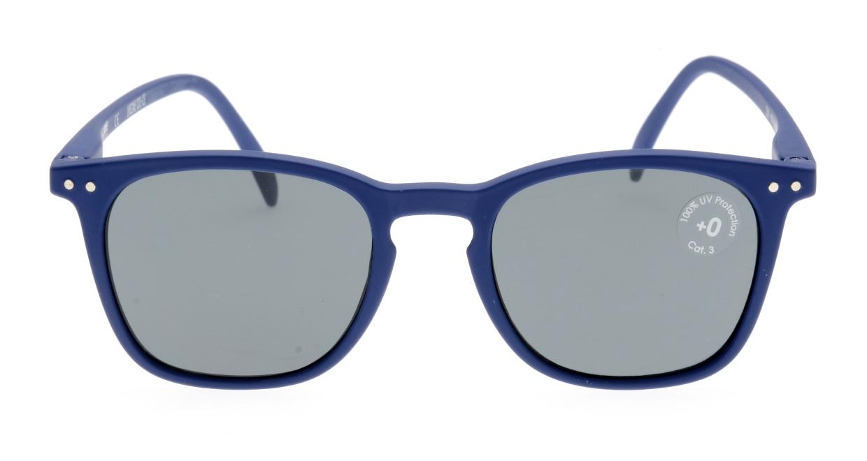 イジピジ +0.0#E Sun-Navy Blue [ウェリントン]