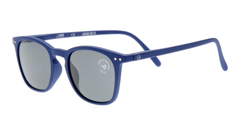 イジピジ +0.0#E Sun-Navy Blue [ウェリントン]  1