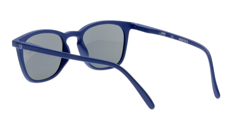 イジピジ +0.0#E Sun-Navy Blue [ウェリントン]  3