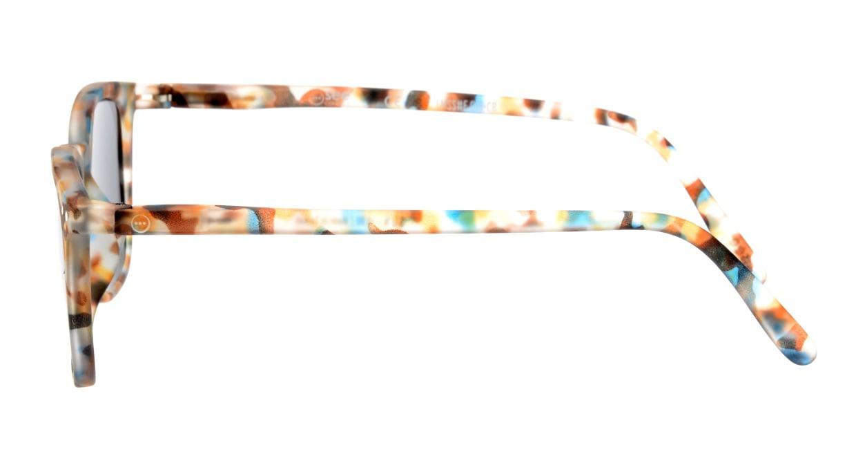 イジピジ +0.0#E Sun-Blue Tortoise [ウェリントン]  2