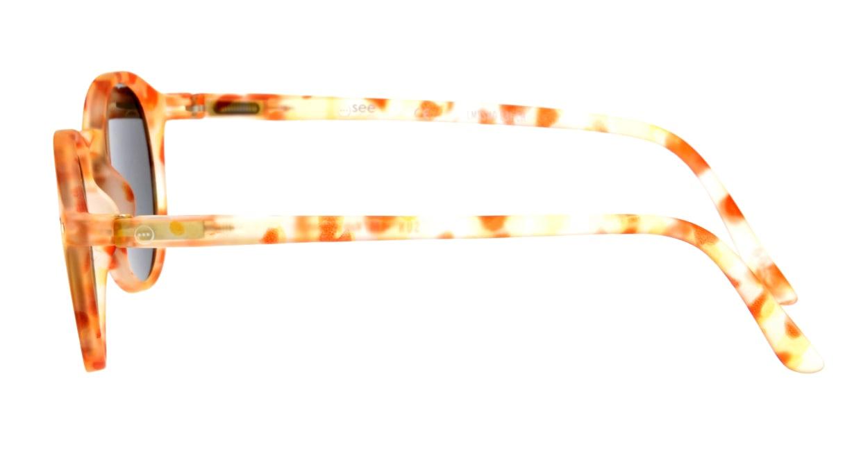 イジピジ #DMirror-Yellow Tortoise [ラウンド]  2