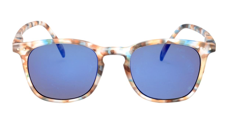 イジピジ(IZIPIZI) イジピジ #EMirror-Blue Tortoise