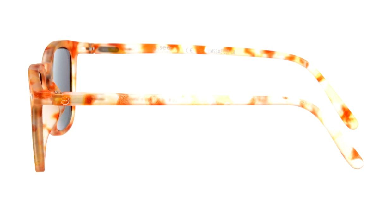 イジピジ #EMirror-Yellow Tortoise [ウェリントン]  2
