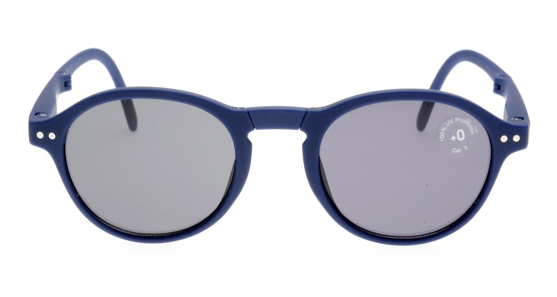 イジピジ(IZIPIZI) イジピジ +0.0#F Sun-Navy Blue