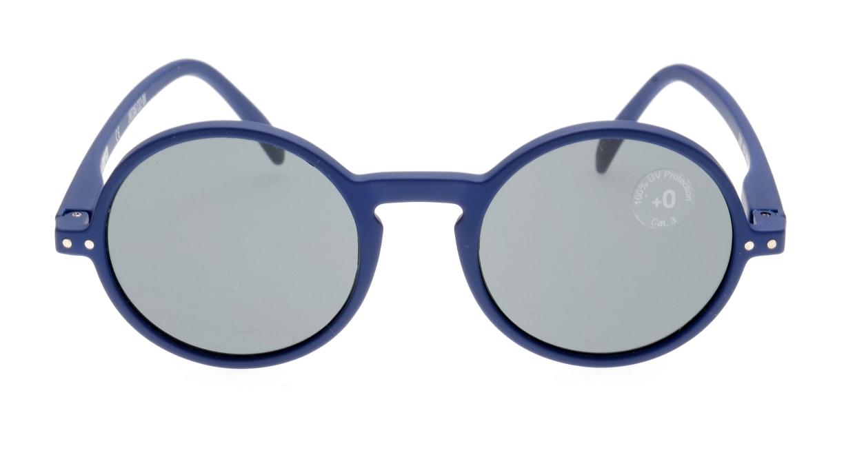 イジピジ +0.0#G Sun-Navy Blue [ラウンド]