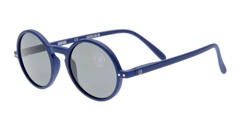 イジピジ +0.0#G Sun-Navy Blue [ラウンド]  1