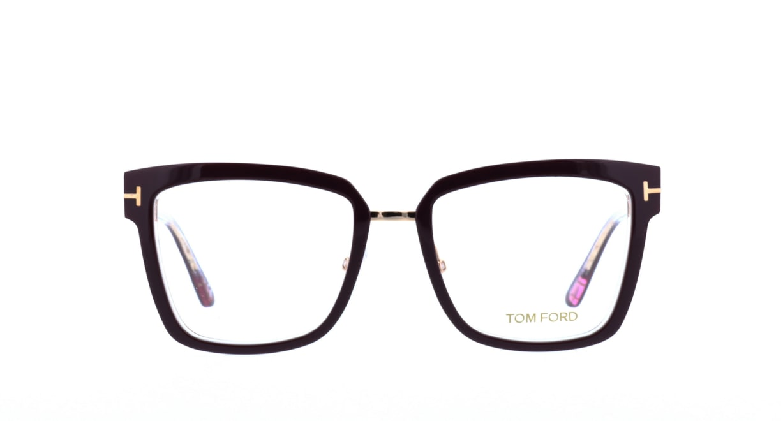 トムフォード FT5507-071-53 [ウェリントン/紫]