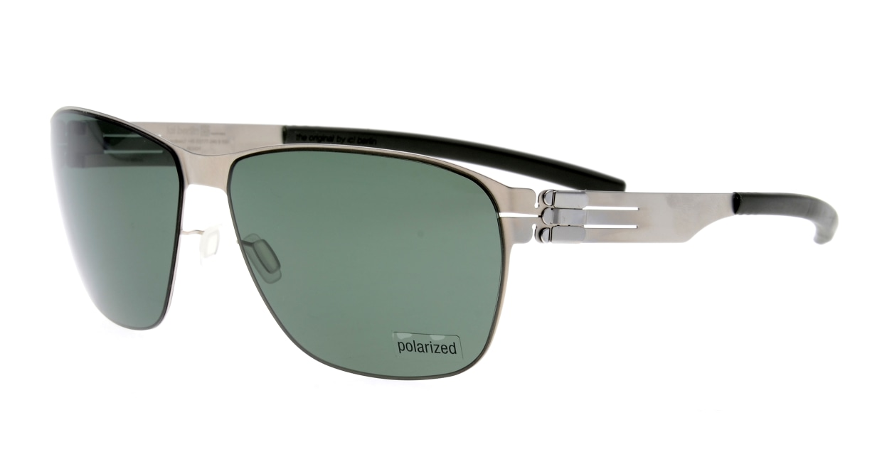 アイシーベルリン(ic! Berlin) アイシーベルリン Robert H.-Pearl-Green-Green Polarized
