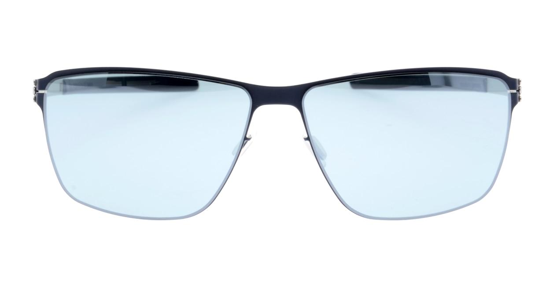 アイシーベルリン(ic! Berlin) アイシーベルリン Oli-White Water-Marine Blue-Teal Mirrored