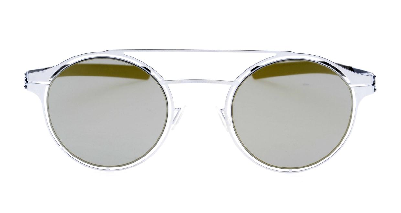 アイシーベルリン Circularity-Fashion-Silver-Black-Quicksilver [メタル/クラシック/ボストン]