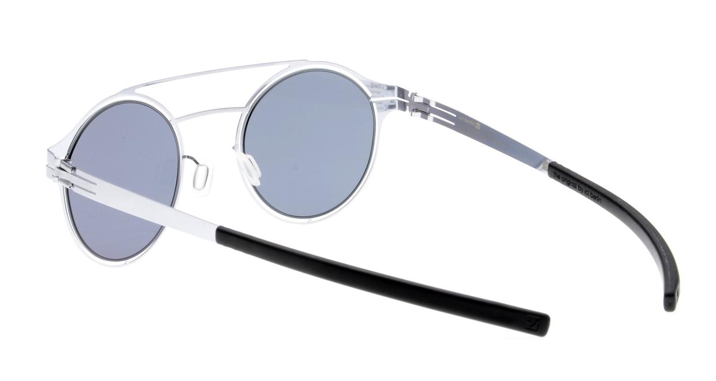 アイシーベルリン Circularity-Fashion-Silver-Black-Quicksilver [メタル/クラシック/ボストン]  3