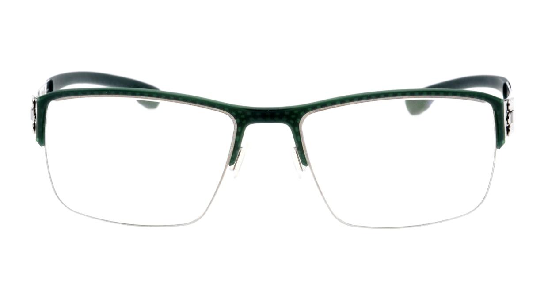 アイシーベルリン Max S.-Chrome-Forest-Green [スクエア/緑]