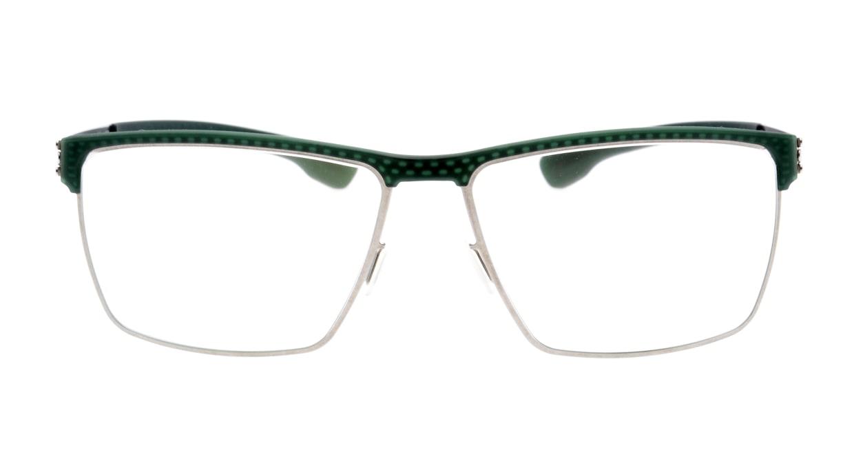 アイシーベルリン Thommy G.-Chrome-Forest-Green [スクエア/緑]