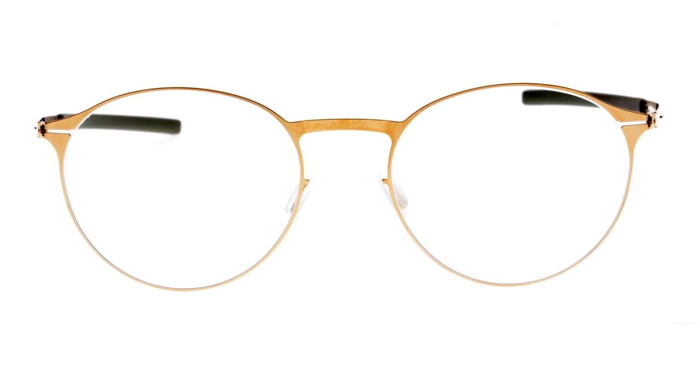 アイシーベルリン Etesians-Rose-Gold-Warm Grey-RX-Clear [メタル/ボストン]