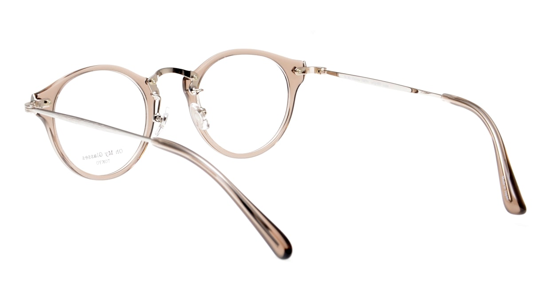 Oh My Glasses TOKYO Luke omg-025-35-20 [鯖江産/丸メガネ/透明]  3