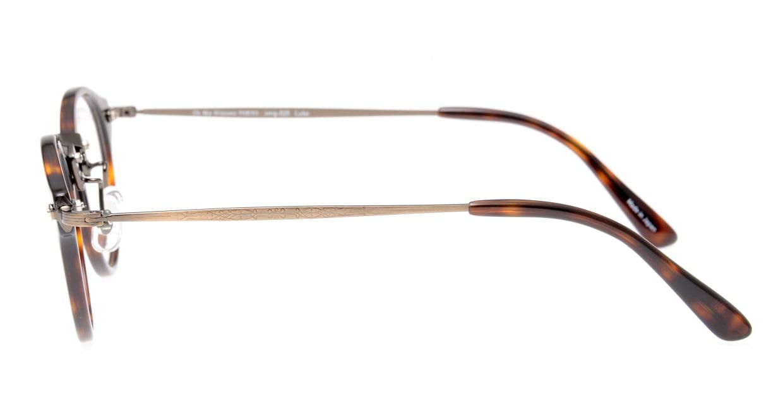 Oh My Glasses TOKYO Luke omg-025-20-12 [鯖江産/丸メガネ/茶色]  2