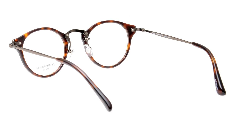 Oh My Glasses TOKYO Luke omg-025-20-12 [鯖江産/丸メガネ/茶色]  3