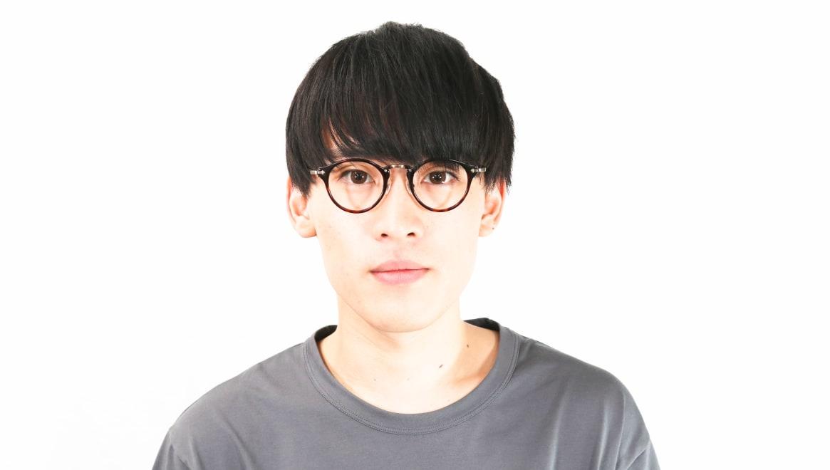 Oh My Glasses TOKYO Luke omg-025-20-12 [鯖江産/丸メガネ/茶色]  4