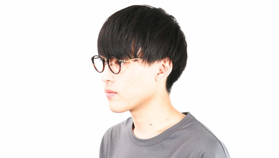 Oh My Glasses TOKYO Luke omg-025-20-12 [鯖江産/丸メガネ/茶色]  5