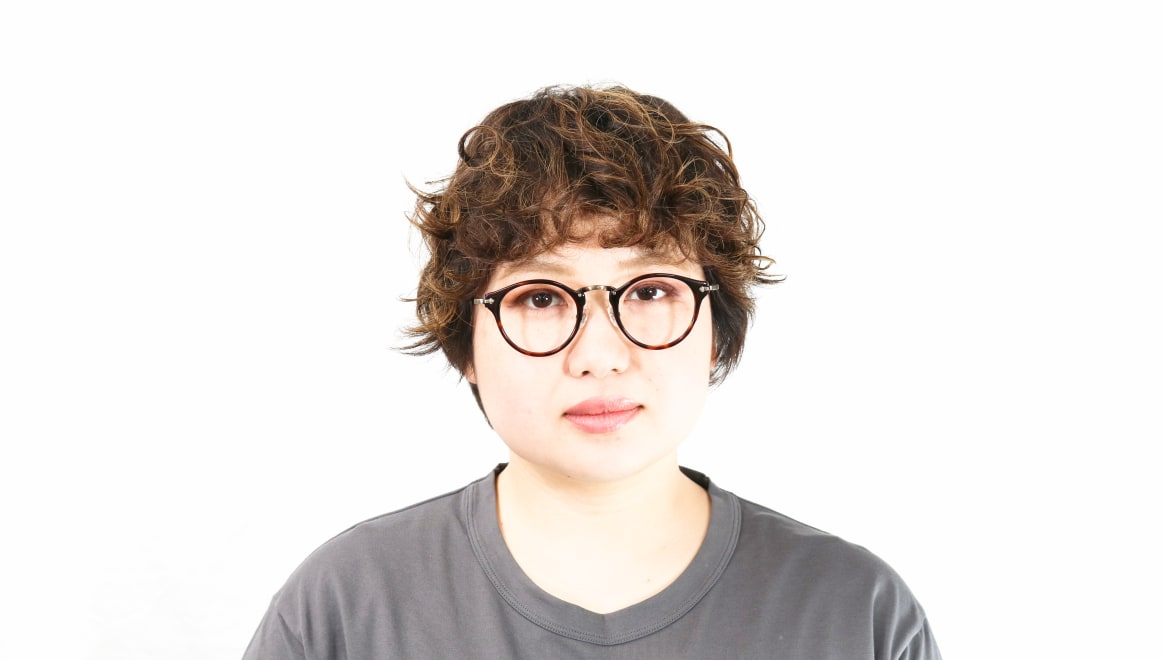 Oh My Glasses TOKYO Luke omg-025-20-12 [鯖江産/丸メガネ/茶色]  6