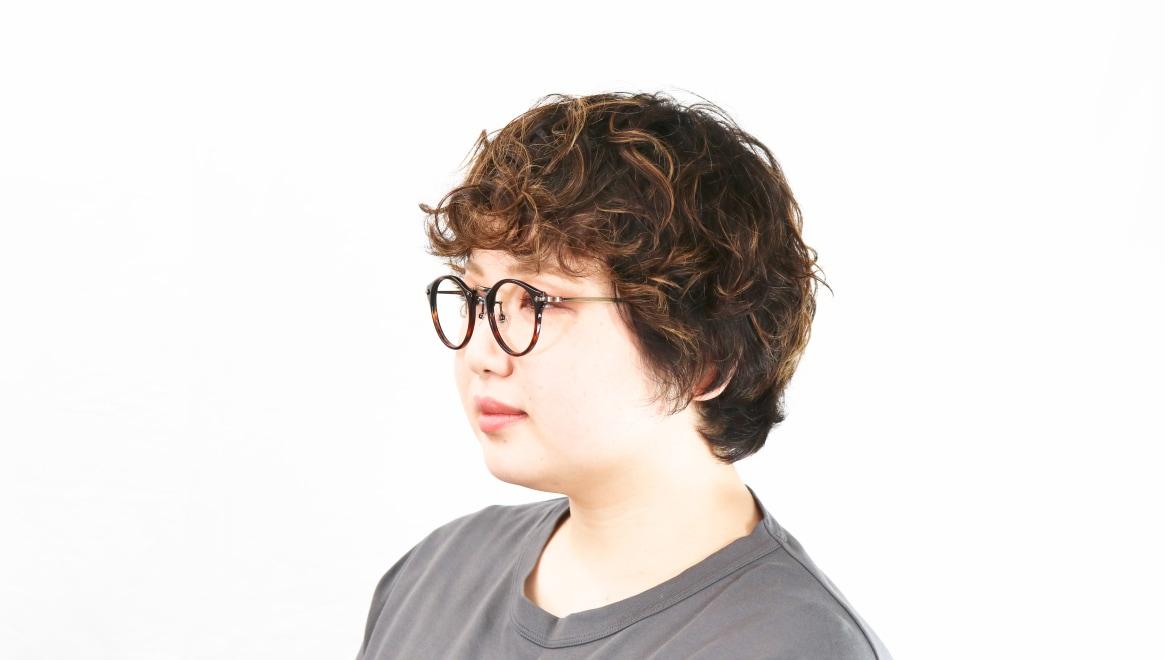Oh My Glasses TOKYO Luke omg-025-20-12 [鯖江産/丸メガネ/茶色]  7