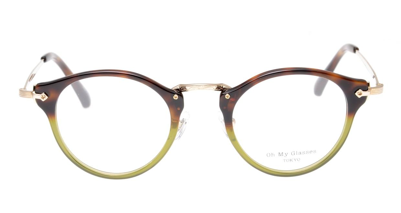 Oh My Glasses TOKYO Luke omg-025-58-14 [鯖江産/丸メガネ/派手]
