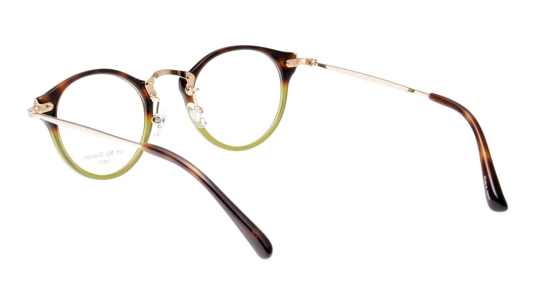 Oh My Glasses TOKYO Luke omg-025-58-14 [鯖江産/丸メガネ/派手]  3