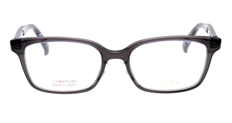 ゴッシュ GO-939-1 [鯖江産/スクエア/グレー]