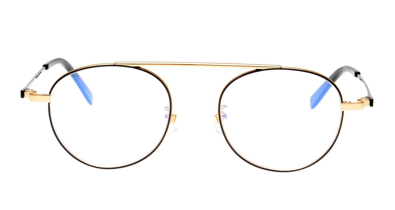 セレクタ 87-0009-01 [メタル/丸メガネ]