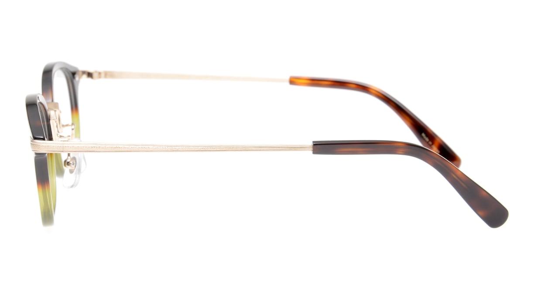 Oh My Glasses TOKYO Albert omg-071-58-15 [鯖江産/ウェリントン/緑]  2
