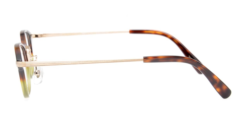 Oh My Glasses TOKYO Scott omg-091-58-15 [鯖江産/スクエア/緑]  2