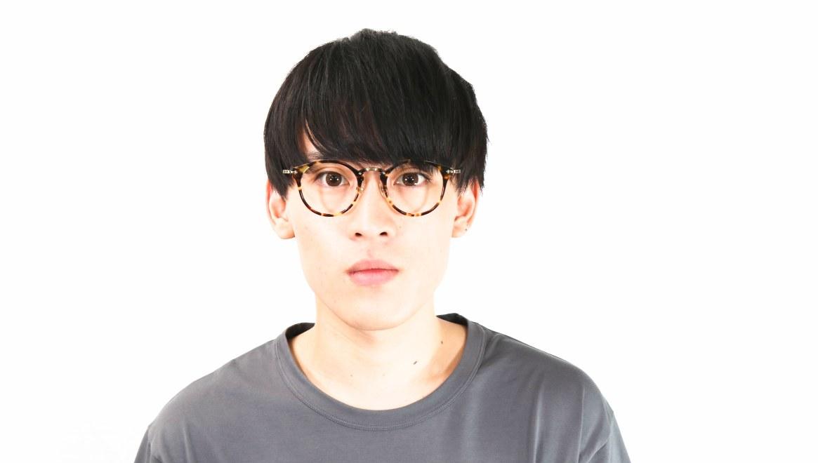 Oh My Glasses TOKYO Luke omg-103-22-12 [鯖江産/丸メガネ/べっ甲柄]  4
