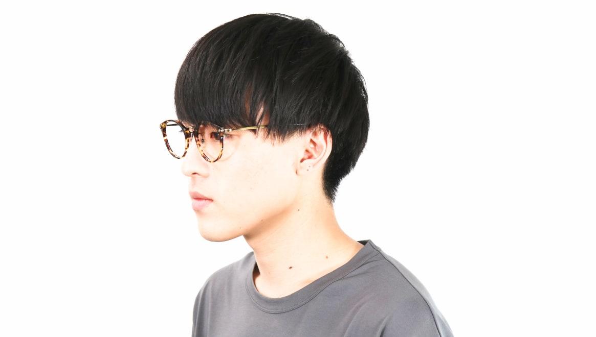 Oh My Glasses TOKYO Luke omg-103-22-12 [鯖江産/丸メガネ/べっ甲柄]  5