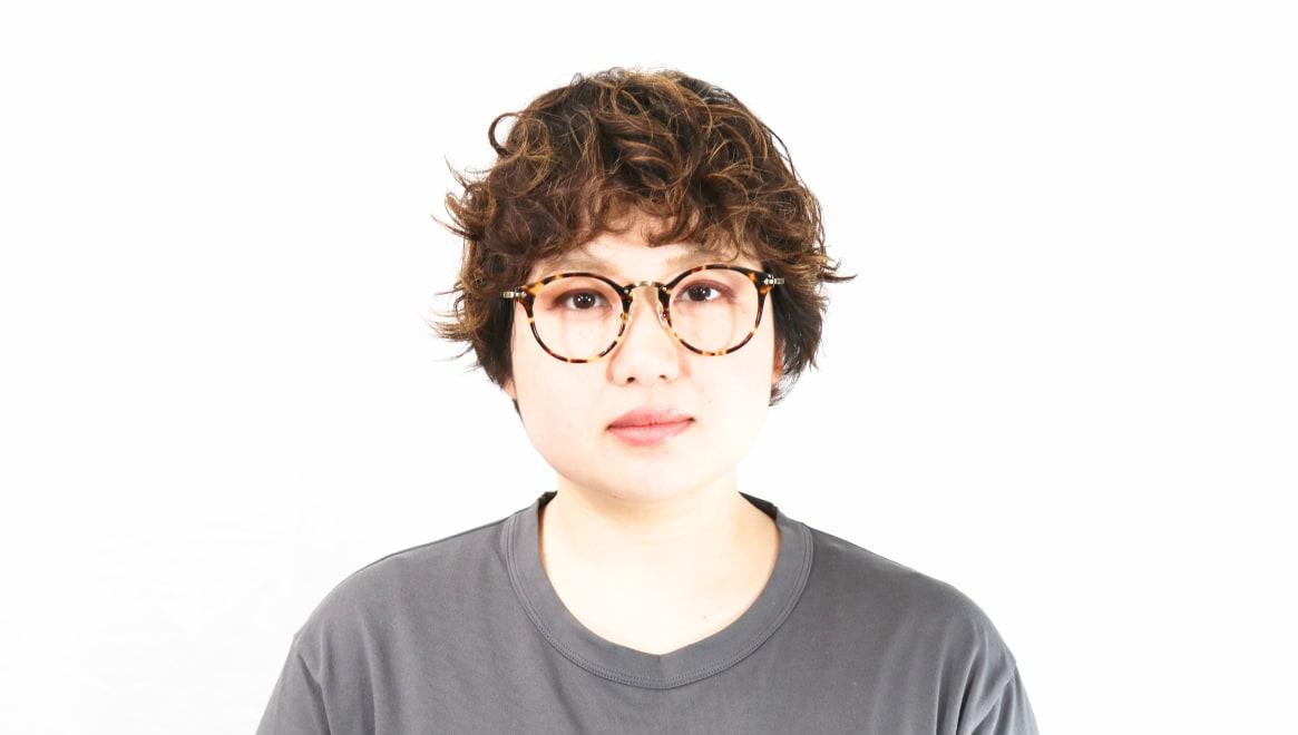 Oh My Glasses TOKYO Luke omg-103-22-12 [鯖江産/丸メガネ/べっ甲柄]  6