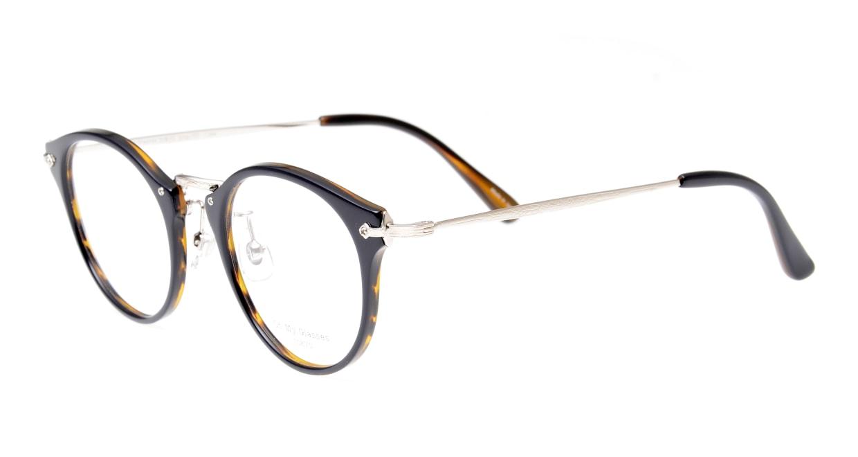 Oh My Glasses TOKYO Luke omg-103-40-20 [黒縁/鯖江産/丸メガネ]  1
