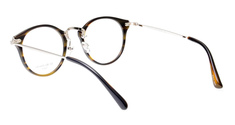 Oh My Glasses TOKYO Luke omg-103-40-20 [黒縁/鯖江産/丸メガネ]  3